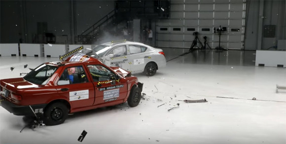 同じグレードの日産車、生産国が違うと安全性・耐久度は違うのか?実験してみた。