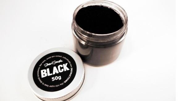 あの黒すぎる超黒塗料「ベンタブラック」の独占権を取得した芸術