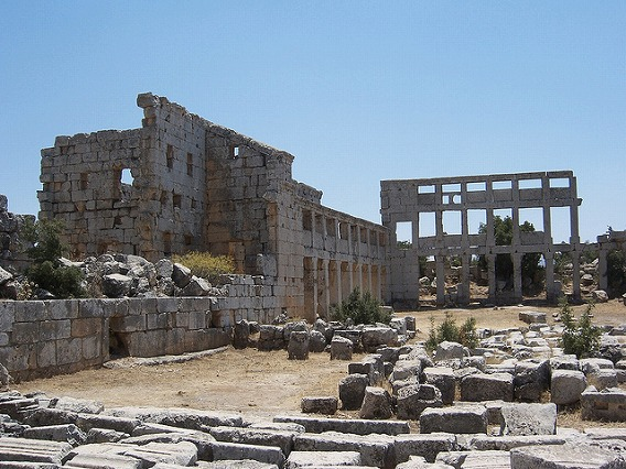 dead forgotten cities of syria 9