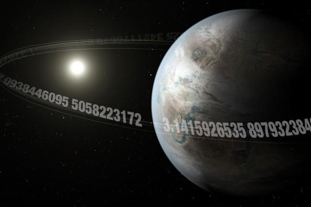 円周率と同じ3.14日で公転する惑星を発見