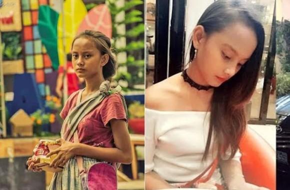 ストリートチルドレンだった少女が美しいモデルに変わるまで(フィリピン)