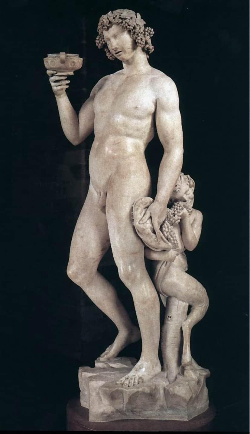 Michelangelo_Bacchus_e