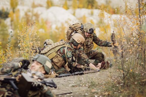 最強の衛生兵はウジ虫なのかもしれない。戦争地帯で負傷した兵士の傷の治療にウジ虫が導入される予定(イギリス・アメリカ・オランダ)