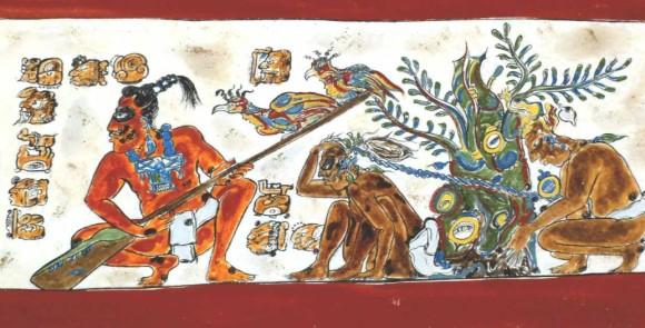 マヤの聖なる書物『ポポル・ヴフ』による人類創生