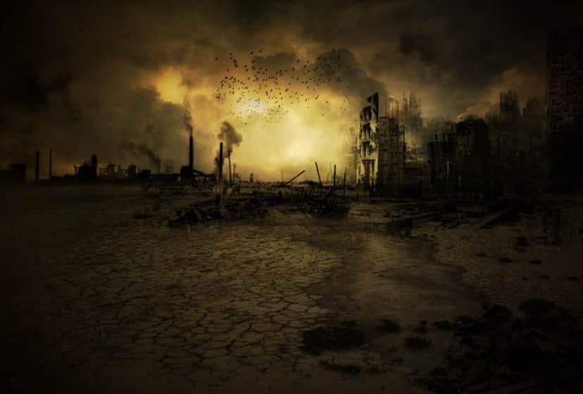 地球規模の大惨事