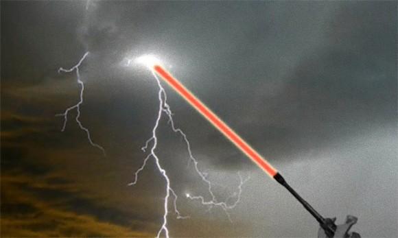 レーザービームを用いて気象操作をする研究が進む(米研究)
