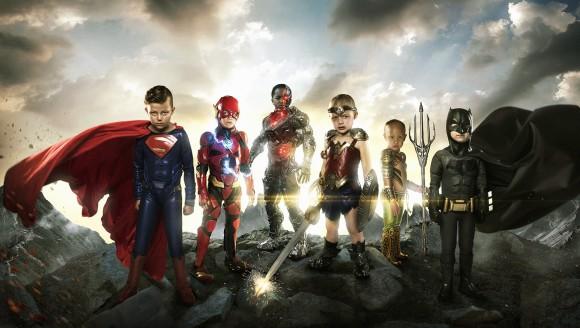 病気と闘う子どもたちをスーパーヒーローに。彼らの最高にかっこいいポスターを作り上げるフォトグラファー(アメリカ)