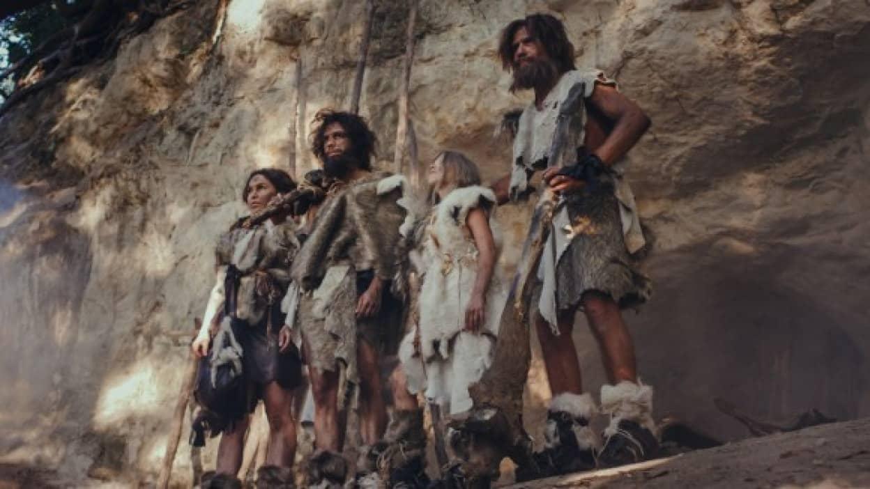 ネアンデルタール人とホモ・サピエンスの長期戦争