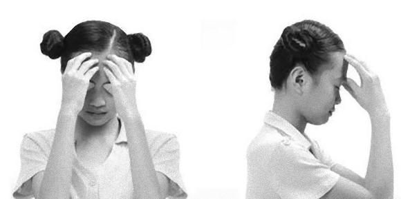 これぞ東洋医学。薬を使わずにたった5分で頭痛を治す8つのツボ押し療法