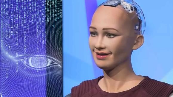 人工知能ロボット「ソフィア」を開発したAIチームが子供たちに最新技術を学ばせる為、ユネスコとパートナーシップを結ぶ
