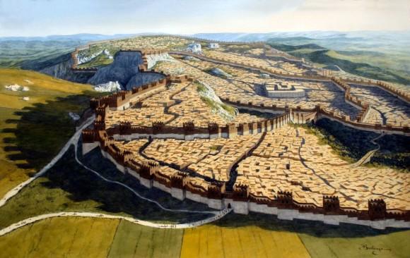 紀元前15世紀、アナトリア半島に築き上げられたヒッタイト帝国の首都ハットゥシャを訪ねて(トルコ)