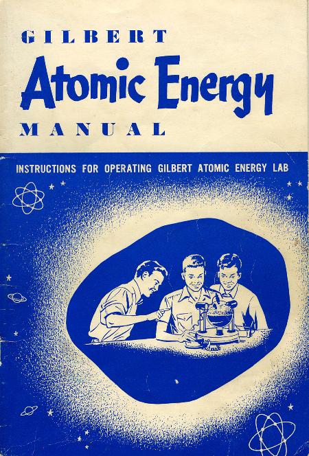 ギルバート の u 238 原子力 研究 室