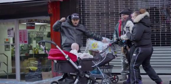 アニマトロニクス技術の無駄遣い炸裂。「悪魔の赤ちゃんがやってきた!」 でどっきり(米ニューヨーク)きり企画