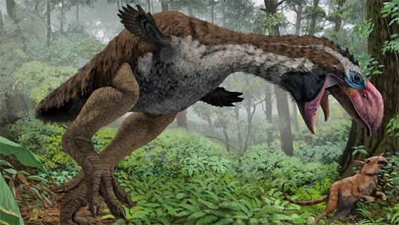 史上最強と恐れられた恐鳥、「ガストルニス」は獰猛な肉食ではなく草食動物の可能性(ドイツ研究)