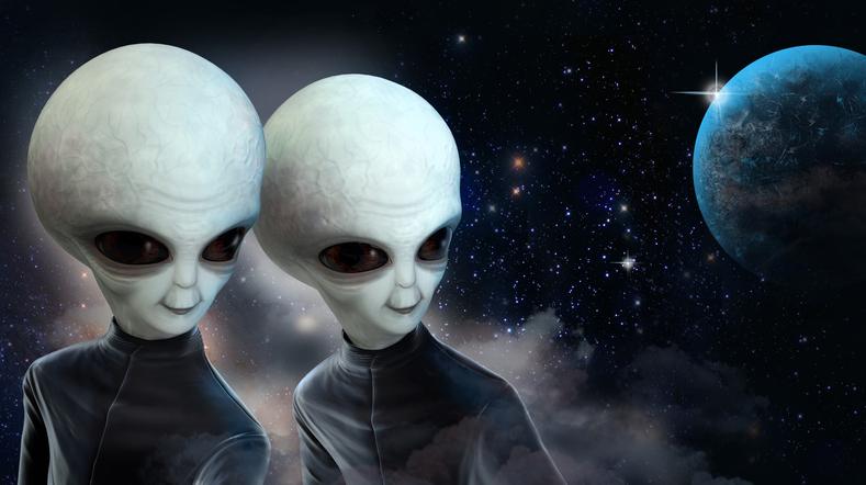 異星人(宇宙人)は10億年前から存在するAIであるとする哲学者
