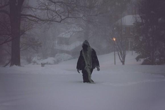 掟破りの大雪にざわつくアメリカ人。その異世界っぷりと錯乱っぷりがわかる画像