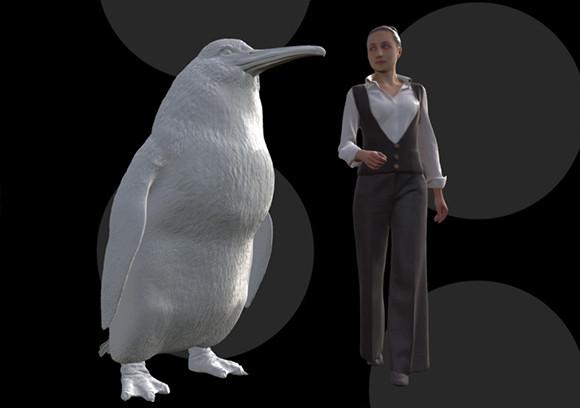 現世で出会いたかった。巨大サイズのペンギンの化石が発見される(ニュージーランド)