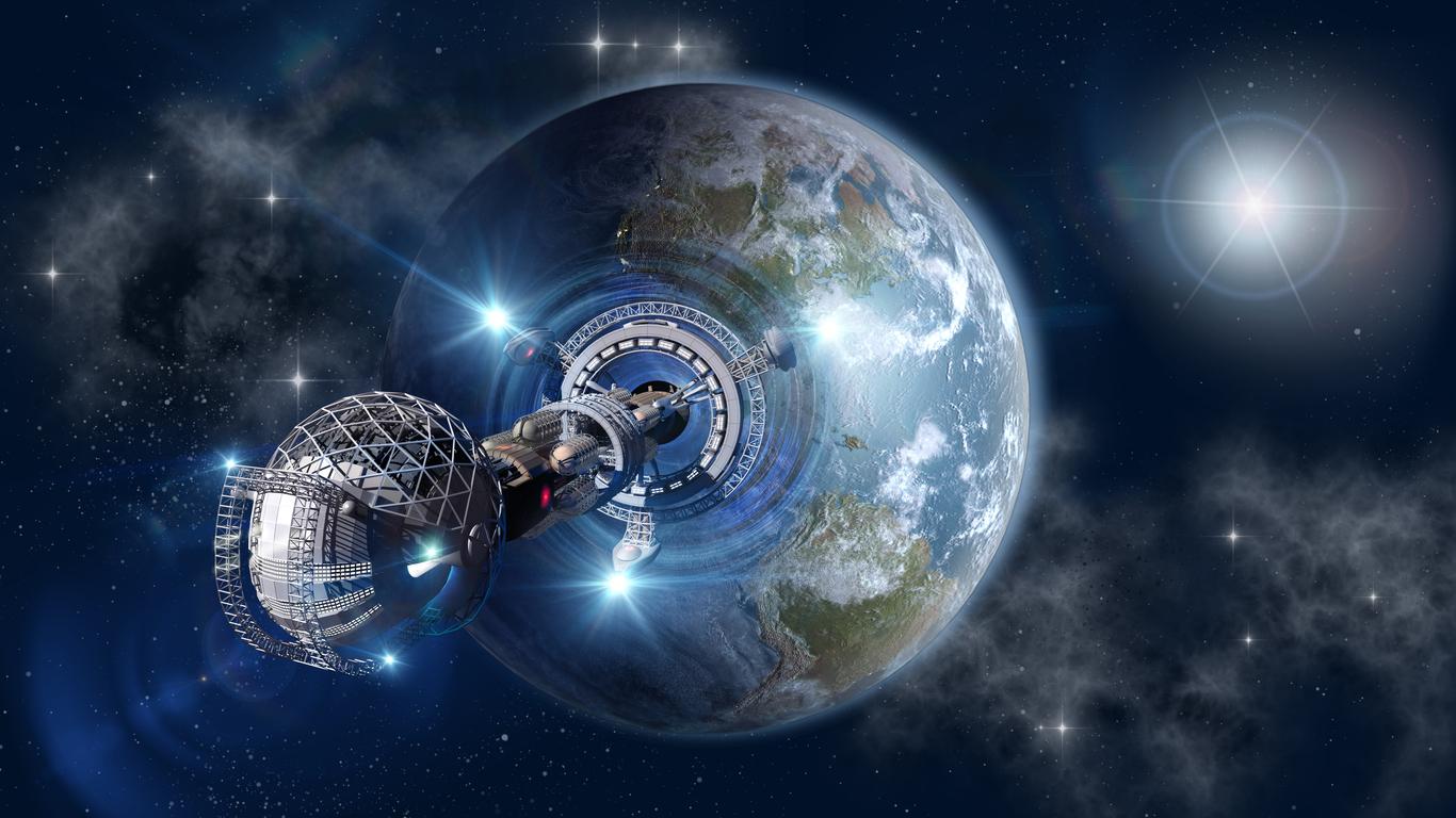 SFの世界が現実に。NASAは本当にワープ航法を研究していた