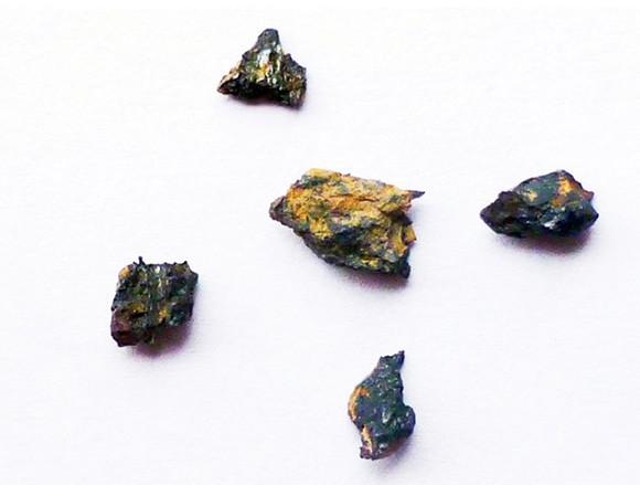 エジプトで発見された謎めいた隕石「ヒュパティアストーン」は太陽系に存在しない構造をしていた