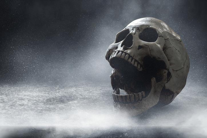 脳外科手術跡がある5000年前の頭蓋骨が発見される