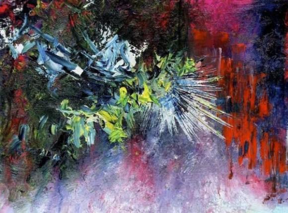 共感覚で音に色が見えるアーティスト、有名なあの曲を絵画で表現