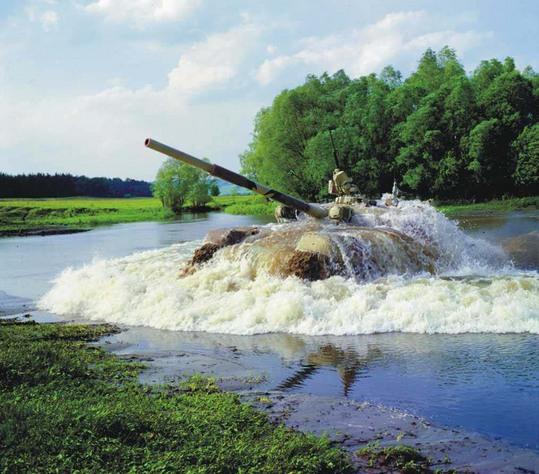 ミリタリー戦車その4水上