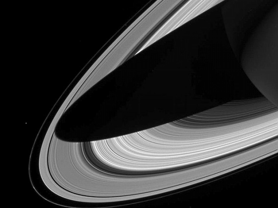 A-Shadow-on-the-Rings-of-Saturn