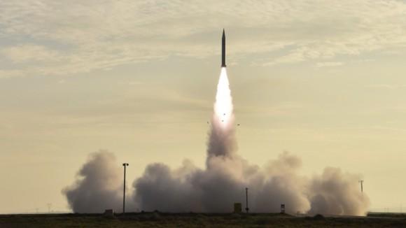 中国、マッハ5.5で核兵器を射出する超音速兵器「星空二号」の実験を実施