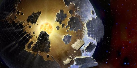 宇宙人は確実に存在した。米天文学者が公式発表