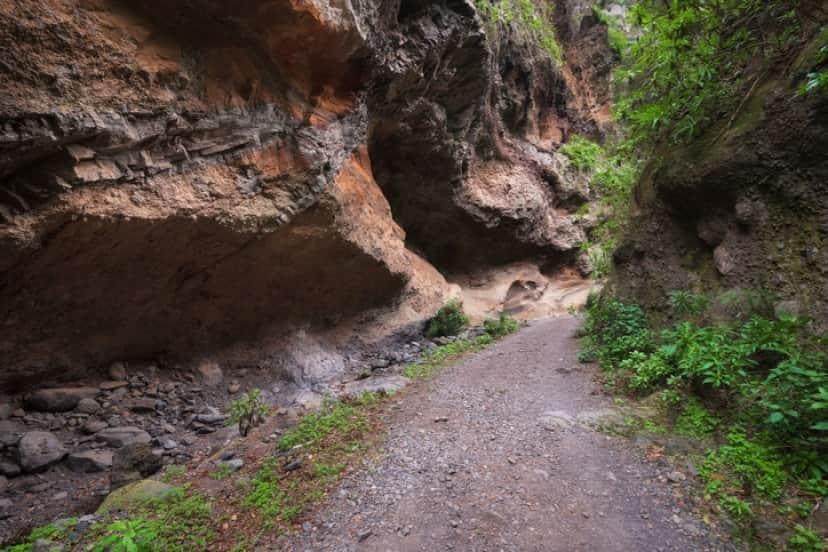 バダホス峡谷