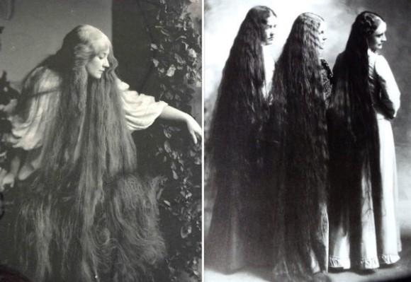 ラプンツェル並みのガチロンゲが大流行。ヴィクトリア時代の女性にとって豊かな長髪は「女らしさ」の象徴だった