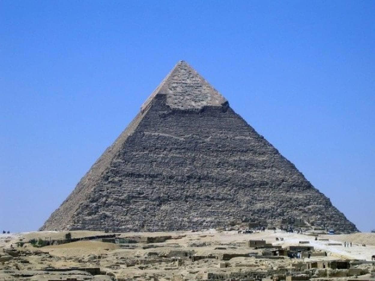 ピラミッドの内部を360度見られる動画公開
