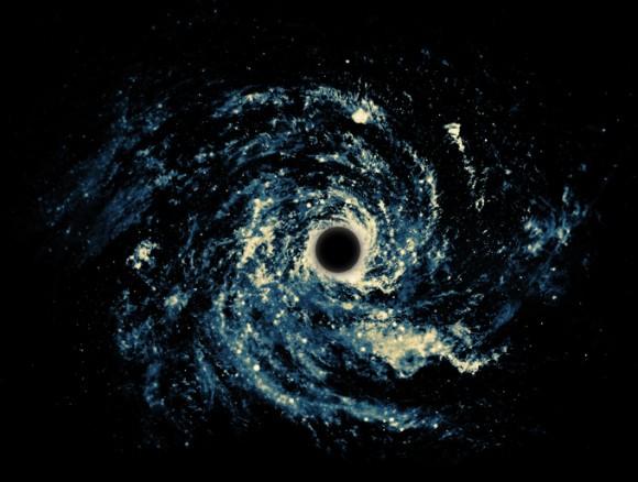 極小のブラックホールが地球の中心に存在するという説を主張する元NASAの科学者