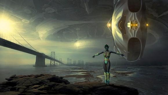 んじゃいったいどこにいるのよ?「知的生命体は天体の地下の海に存在している」説を示唆する科学者