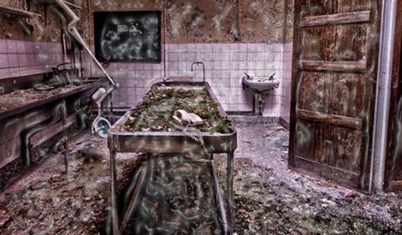 かつて人間の死体があった廃墟ほど怖いものはない。ホラー感漂う、病院などに設置された11の死体安置所廃墟