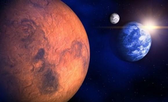 5月18日から6月3日まで、火星を観測する絶好のチャンスが到来。11年ぶりに火星が地球に最接近