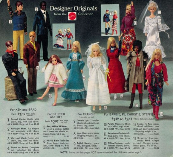 1970s Barbie Dolls_e