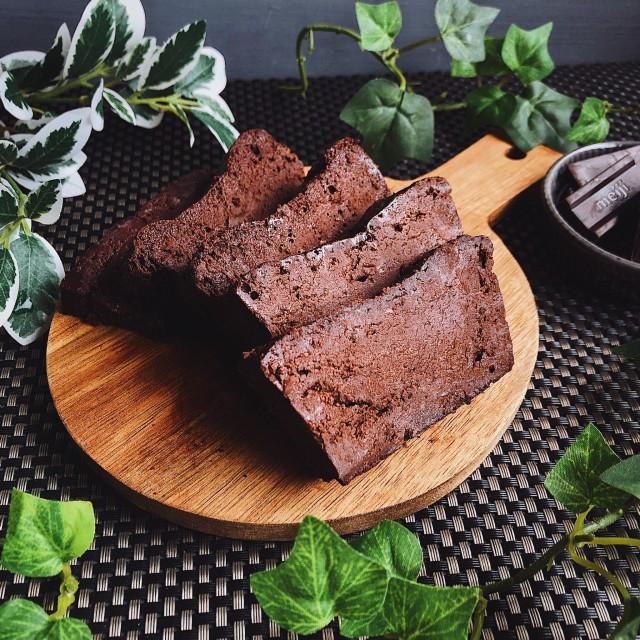 ガトーショコラレシピ