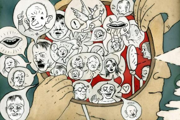頭の中で誰かの声が聞こえる」。幻聴経験者は意外と多く問題がない場合 ...