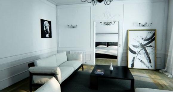 何の変哲もないフランス・パリのアパルトマン。だがこの部屋には秘密があった。