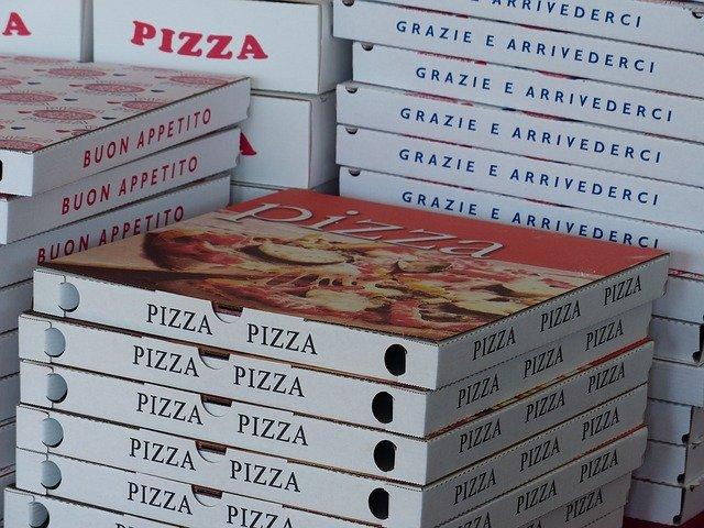 恐怖のピザデリバリー
