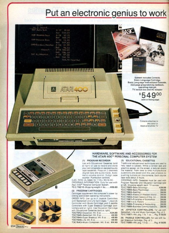 Atari 400 Home Computer System_e