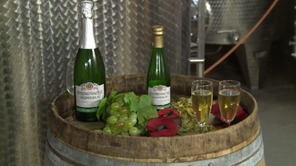 ワインなのにビール味!?ビール味の白ワインが登場(ベルギー)