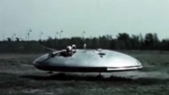 アメリカはUFOを作っていた?冷戦時代の米軍極秘プロジェクトでテスト飛行が行われたUFO型飛行船