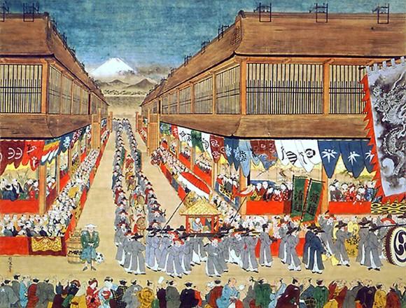Chōsen_Tsūshin-shi_Raichō-zu_e