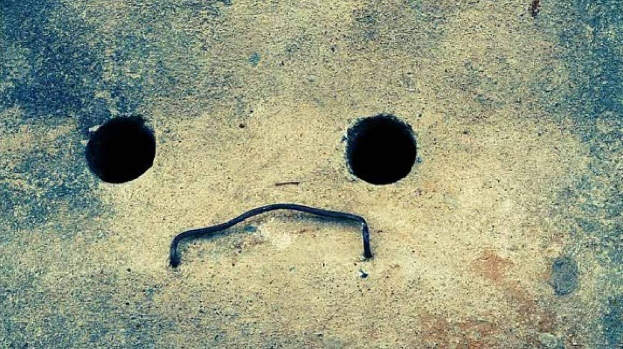 悲しみの感情は長引く