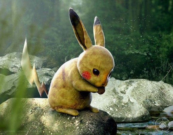 ポケモンがあまりにもリアルすぎた。ポケモン動物学(Pokemon zoology)に基づいたポケモンたちのイラスト図