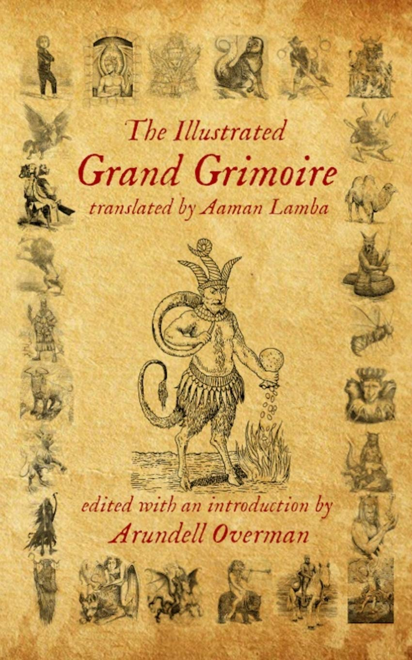 The Illustrated Grand Grimoire