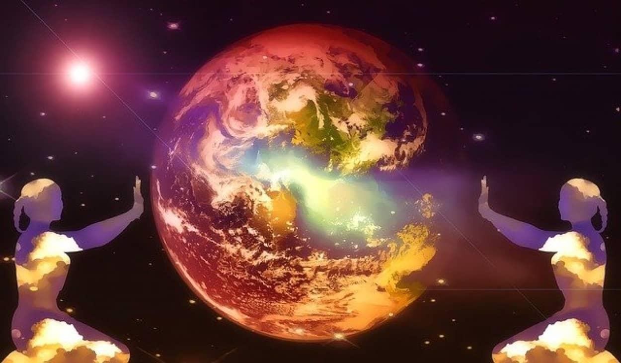宇宙規模の大惨事を回避する為、地球外文明と条約の提携が必要と説く物理学者