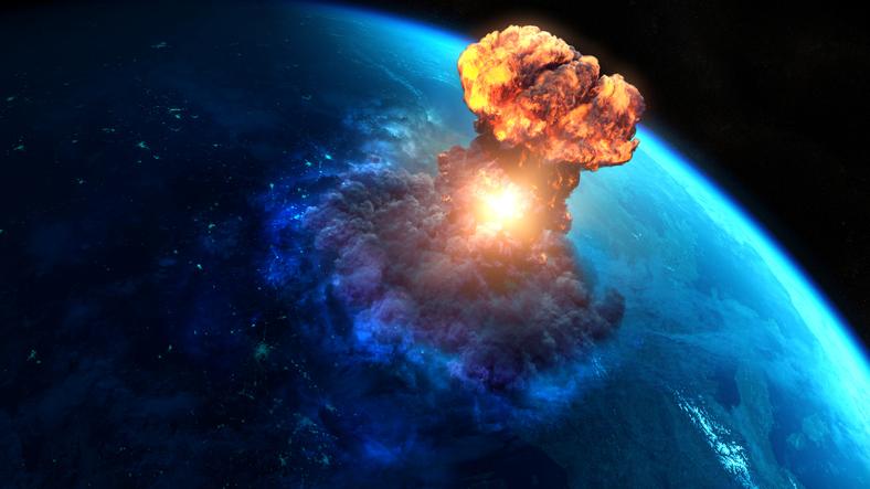 ツングースカ大爆発を超える空中爆発が43万年前に起きていた。南極の氷からその証拠となる隕石の名残を発見